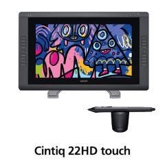 Vermietung   Wacom Cintiq 22 HD touch