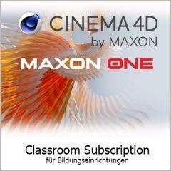 Maxon Klassenraumlizenzen für Bildungseinrichtungen