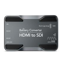 Battery Converter HDMI to SDI