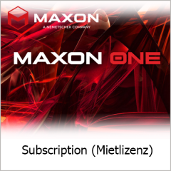 Maxon One 1 Jahr Subscription