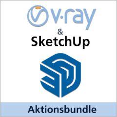 SketchUp Pro + V-Ray Bundle
