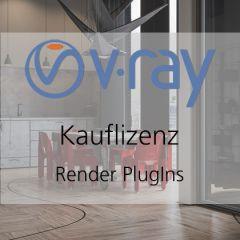 V-Ray PlugIn Kauflizenz