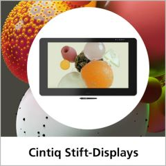 Cintiq Stift-Display