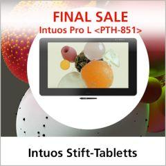 Intuos Pro L PTH-851 Sales