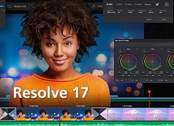 DaVinci Resolve 17 & Speed Editor