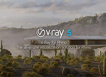 V-Ray 5 für Rhino wurde released