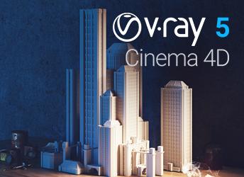 Chaos V-Ray 5 für Maxon Cinema 4D released
